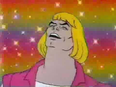 He-Man, el machote