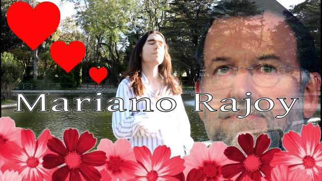 Canción de amor a Rajoy / Disneyland accidentada