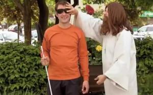 jesus y el ciego